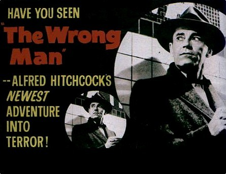 Who starred with Henry Fonda in The Wrong Man?
