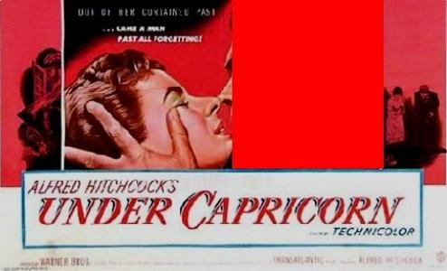 Who starred with Ingrid Bergman in Under Capricorn?