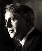 Which poem was not written par Robert Frost ?