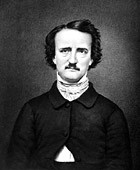 Wich Edgar Allan Poe's poem : How often we forget all time, when lone Admiring Nature's universal takhta ...