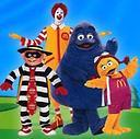 Which one of these is not a Ronald Mcdonald friend?