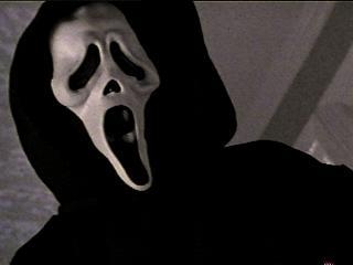 Scream 2:Who plays the role of Dewey in Stab 1?