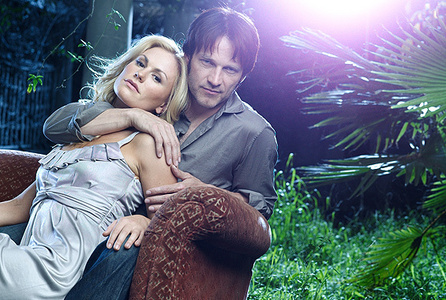 Sookie is in which dress came to Bill's house to talk to her? (when Jess tasted the many kind of True Blood)