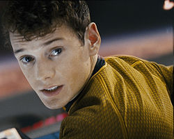 How long does Chekov tell Spock that the people of Vulcan have left?