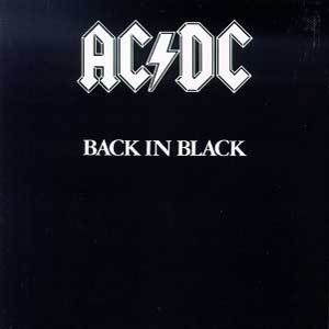 How many albums have Back In Black sold since release?