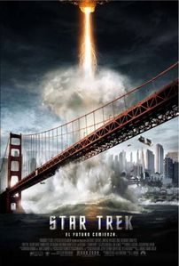 Where was this Star Trek poster distributed?