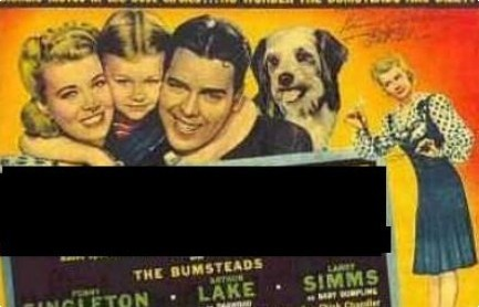 Which 1940s Blondie movie is this poster from?