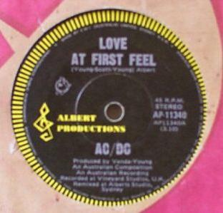 Love at First Feel's single : B-Side is ?