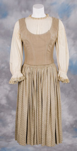 Fashion In Films - Julie Andrews wears this not so stunning dress in which film?