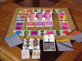 What would this vintage money game be?