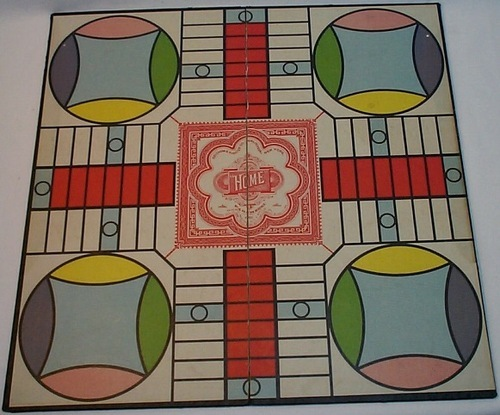 What maarufu game from India is this?