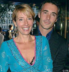 ALL IN THE FAMILY: In which film did Emma Thompson star with her current husband, Greg Wise?