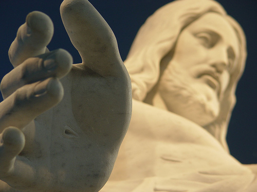 """My God, my tourniquet! Return to me _____________."""