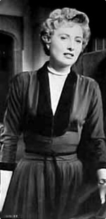 Barbara Stanwyck: Which movie scene am I in?