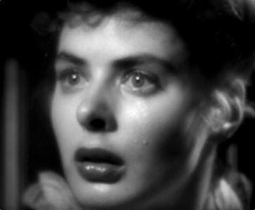 Ingrid Bergman: Which movie scene am I in?