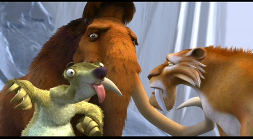 "FILL IN THE BLANK: ""This whole Ice Age thing is getting old. You know what I could go for? ____________________."""