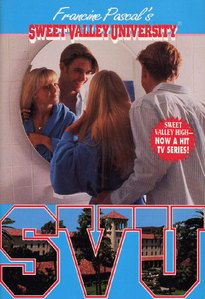 BOOK COVERS: What is the title of this SVU book?