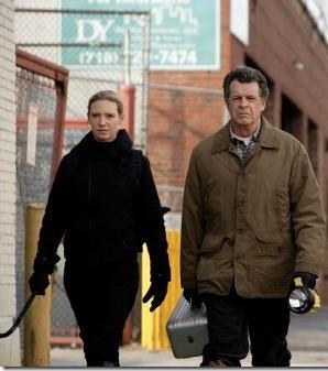 Anna Torv and John Noble worked together in another tv show before Fringe. What was the name of that show?