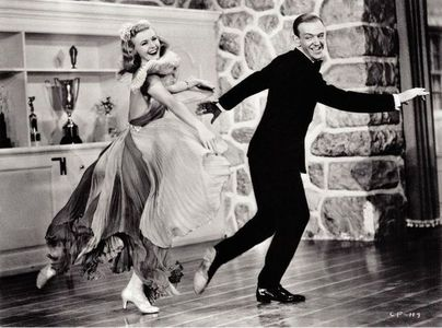 LET'S DANCE : Which movie is this picture from ?