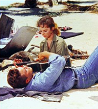 This is a scene from which Elvis Movie?