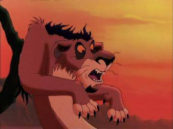In the lion king 2 simba's pride how does Nuka die.