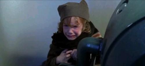 Cal's crying girl plays...