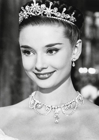 In &#34;Roman Holiday&#34; Audrey played ?