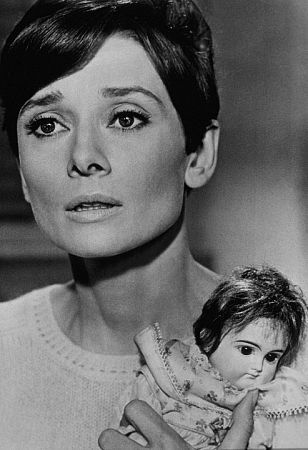 "In ""Wait until dark"" Audrey played ?"