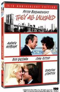 "In ""They all Laughed"" Audrey played ?"