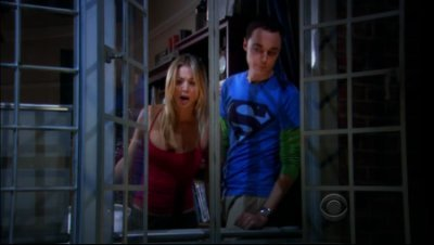 What day was it when sheldon was wearing this outfit?