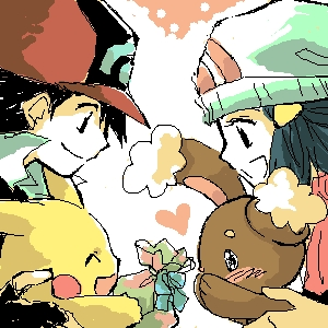 Does pikachu loves buneary? (tell me the truth)