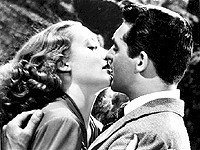 CARY GRANT's KISSES : Which movie is this kiss from ?