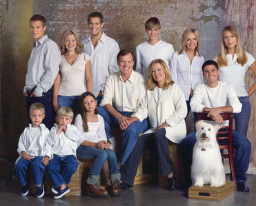 Which actor/actress had a part in 7th Heaven?