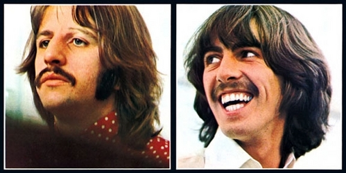 What is the only Beatles song to feature George and Ringo but not John or Paul?