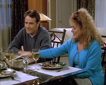 What are the first names of the Sackskys? (Doug's and Carrie's neighbours)