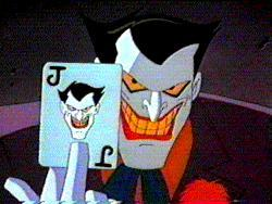 According to Batman the Animated Series, what is the Joker's real name?