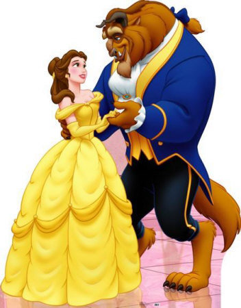 Which animal that does not appear in Beauty and The Beast film?