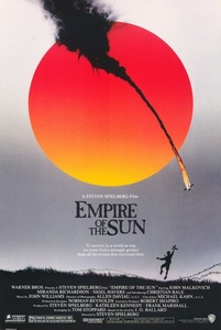 How old was Christian when he starred in his first movie 'Empire of the Sun'?