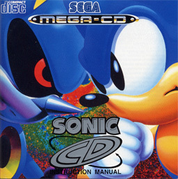 when was sonic cd released in north america