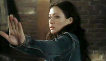 In which episode did Prue first channel her power of telekinesis through her hands?