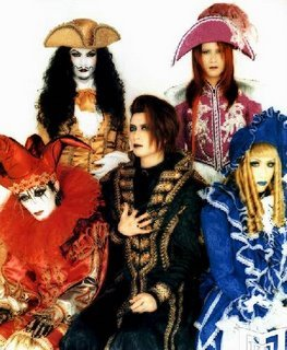 Which of the Versailles members used to be a Malice Mizer roadie?