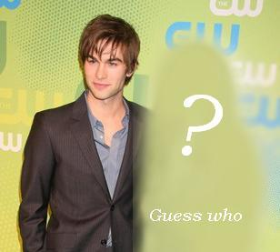Who's standing next to Chace Crawford?