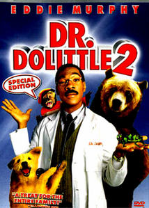 What's the name of the Pacific Western Bears that Steve Zahn & Lisa Kudrow play in the movie, Dr. Dolittle 2?