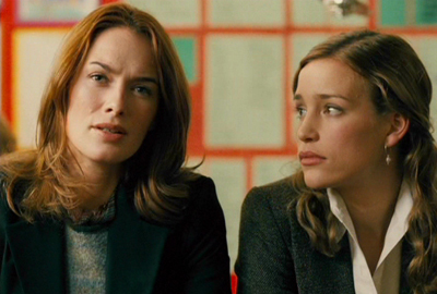 In which film would Du find this couple (Luce and Rachel)?