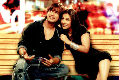 In which film would you find this couple (Raj and Priya)?
