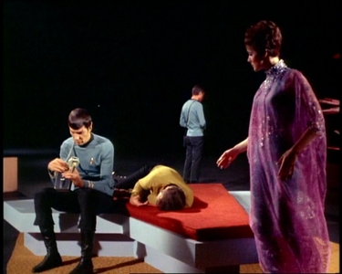 Which 별, 스타 Trek:TOS's episode is this picture from?
