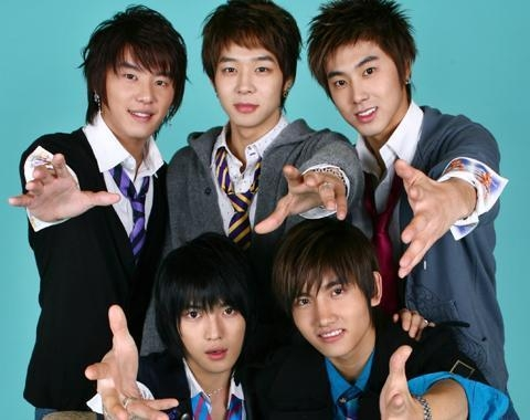 Who likes/admire DBSK as a K-pop group?