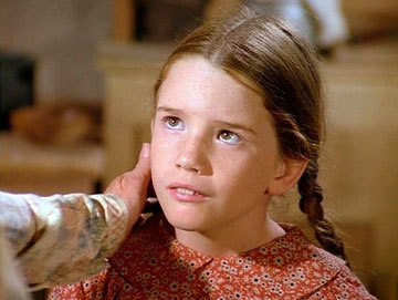 "Melissa Gilbert starred in ""The Diary of Anne Frank"" in 1980"