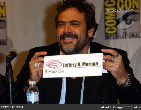 Jeffrey Dean Morgan learned to play the guitar for his part in what film?
