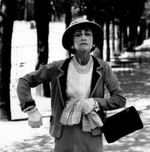 What year did Gabrielle 'Coco' Chanel come out with her first fragrance? Was it...